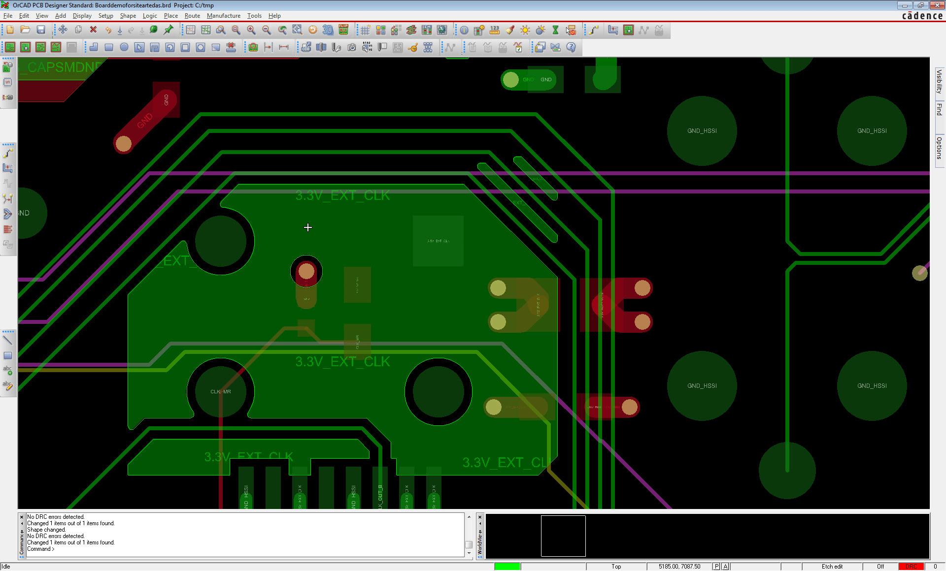 Floorplanning Orcad Pcb Editor