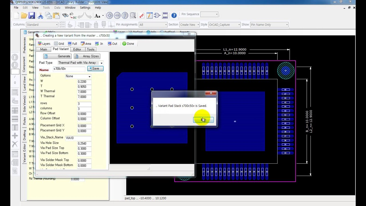 OrCAD Liry Builder on print to pdf, save as pdf, add watermark to pdf, change to pdf, export to pdf,